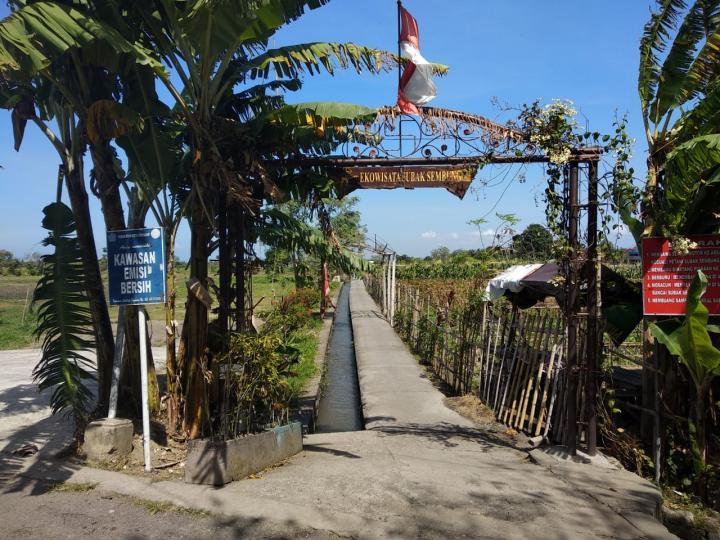 Ekowisata Subak Sembung